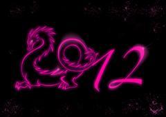 Feng Shui 2012 New Year Dragon