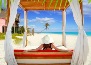 Feng Shui Travel & Helpful People - Vacation Beach