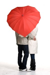 Feng Shui Love / Relationships / Marriage -Umbrella