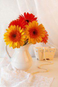 Feng Shui Health - Flowers