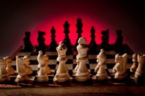 Feng Shui Skills / Knowledge / Wisdom -Chess