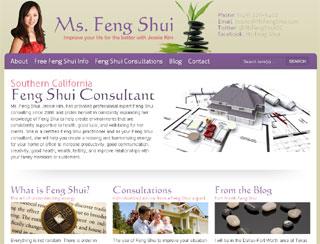 Ms. Feng Shui Web Site