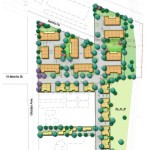Feng Shui Site Plan Example