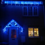 Feng Shui Front Door Christmas Lights