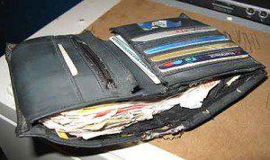 Feng Shui Old Wallet
