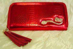Feng Shui Red Wallet