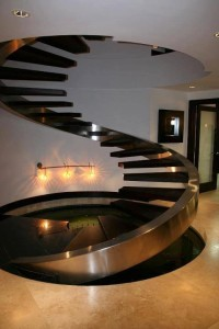 Spiral Staircase - Bad Feng Shui