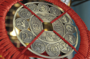 Ms Feng Shui Chinese Zodiac Coins